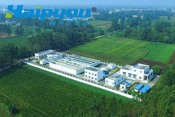 农村污水处理设备厂总承包